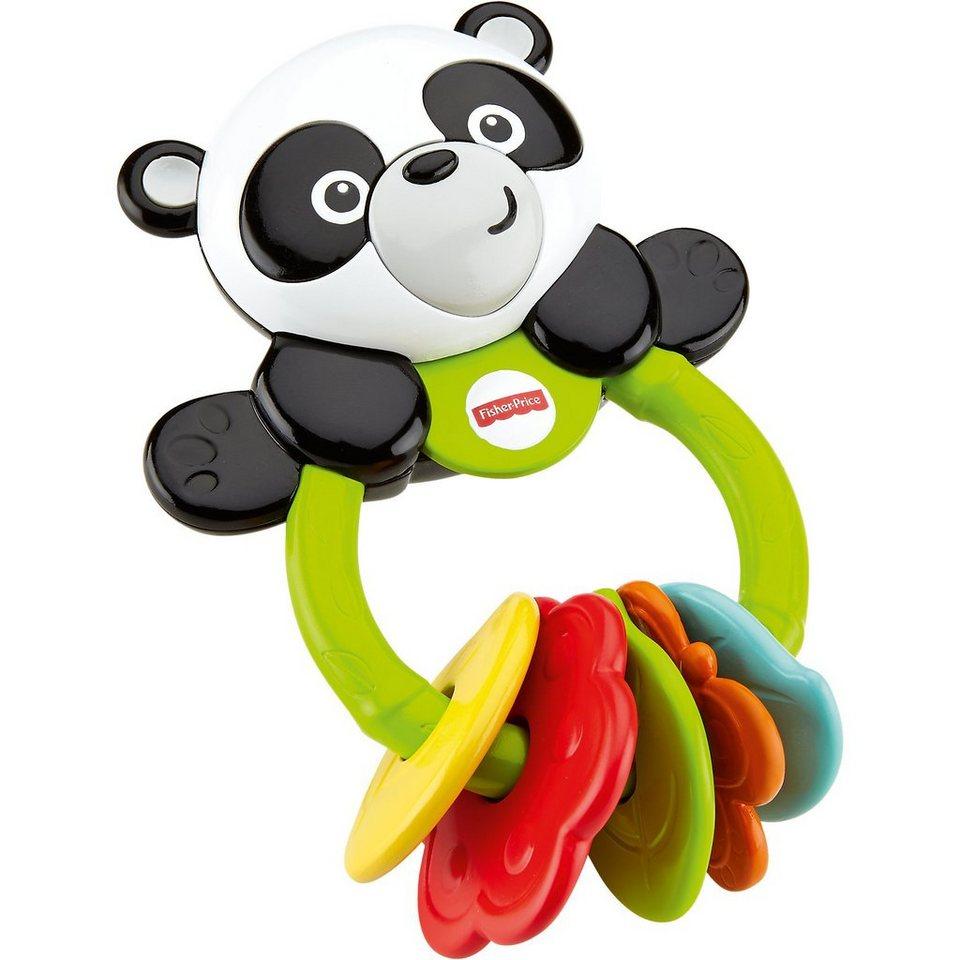 Mattel Fisher-Price - Klickklack-Panda