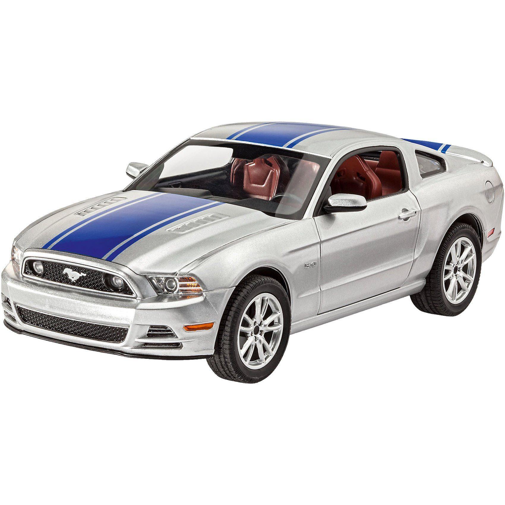 Revell Modellbausatz - 2014 Ford Mustang GT