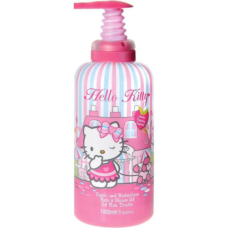 Dusch- und Badeschaum, Hello Kitty, 1000 ml