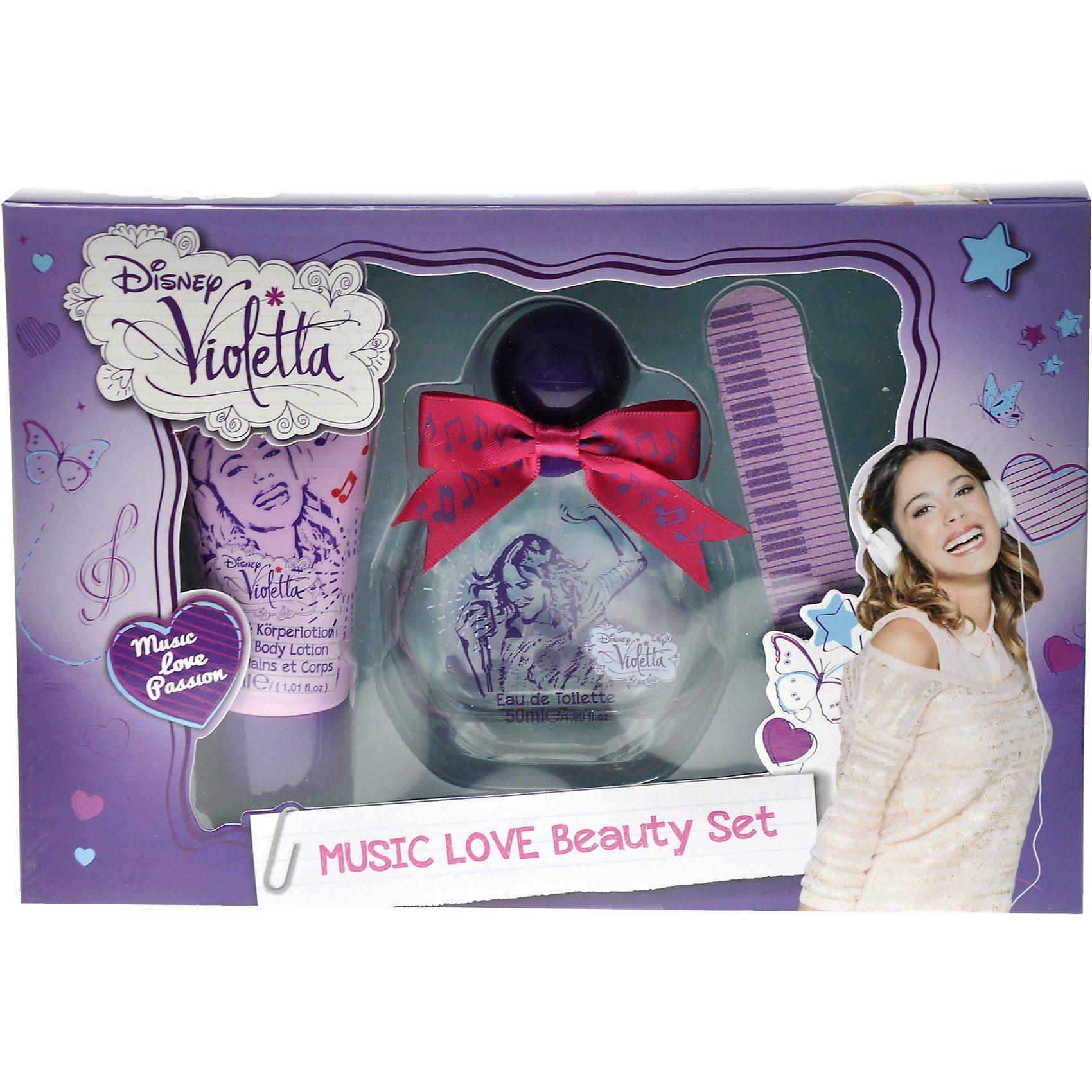 Geschenkset Music Love, Violetta