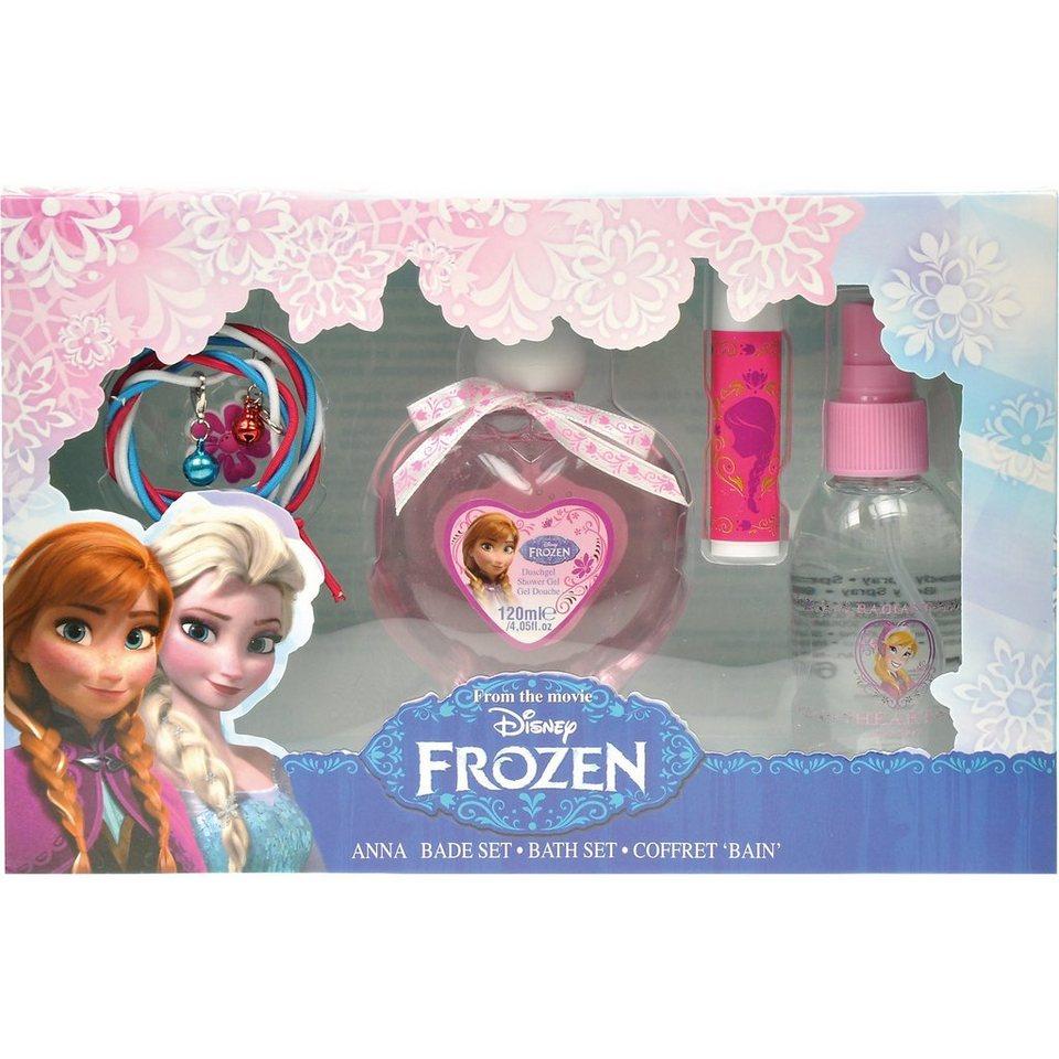 Geschenkset Anna & Elsa, Baden, Die Eiskönigin