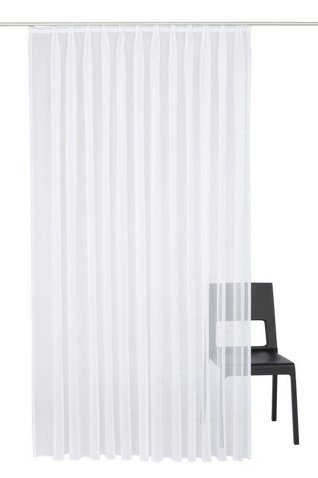 Vorhang, Wirth, »Bettina« (1 Stück), nach Maß in weiß