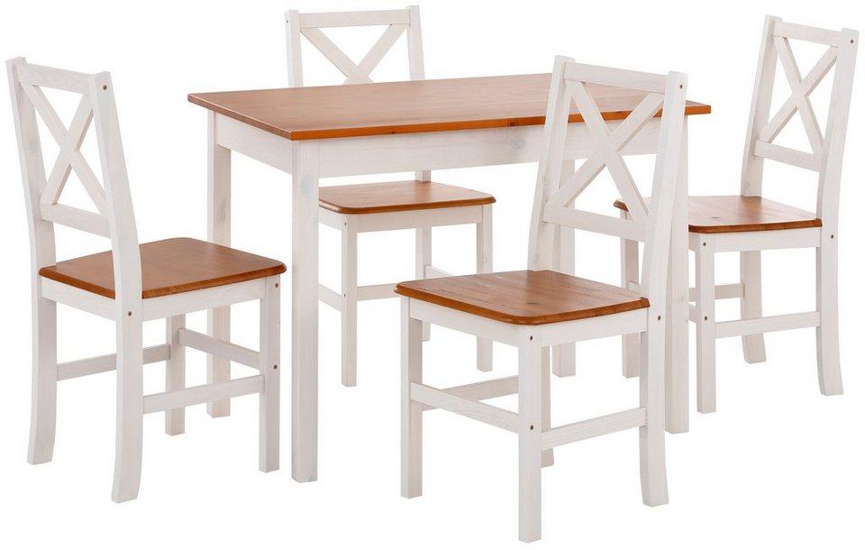 esstisch 100 x 70 affordable wooden nature esstischset ausziehbar inkl sthle beige buche. Black Bedroom Furniture Sets. Home Design Ideas