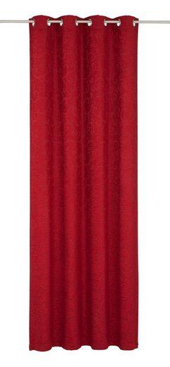 Vorhang »Toco-Ranke«, Wirth, Ösen (1 Stück)