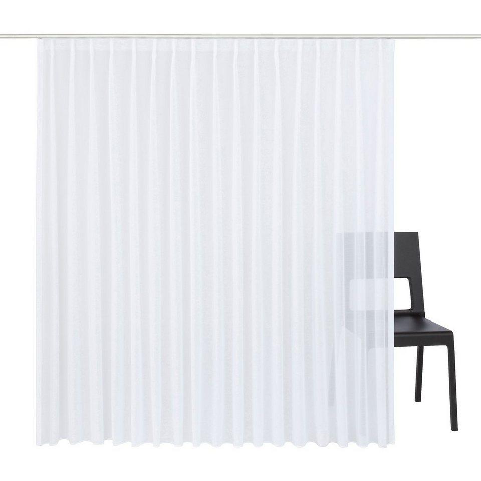 vorhang happy home josefina mit kr uselband 1 st ck online kaufen otto. Black Bedroom Furniture Sets. Home Design Ideas