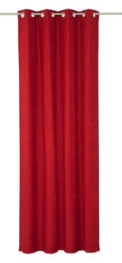 Vorhang »Toco-Uni«, Wirth, Ösen (1 Stück)