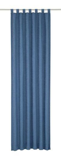 Vorhang »Toco-Uni«, Wirth, Schlaufen (1 Stück)
