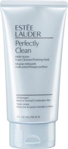 ESTÉE LAUDER Reinigungsschaum »Perfectly Clean Multi-Action«, und Maske