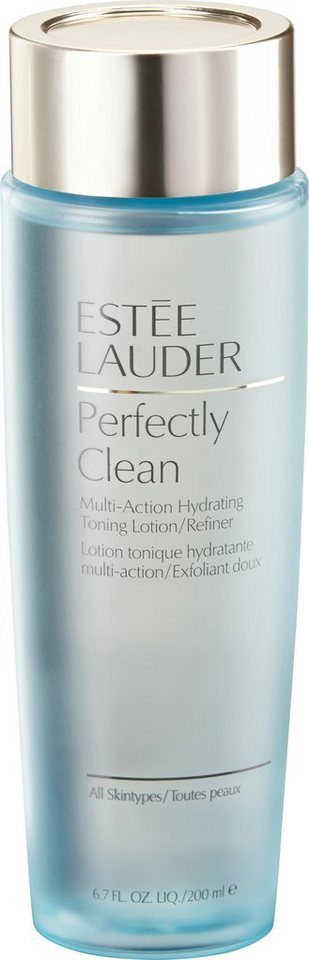 Estée Lauder, »Perfectly Clean Multi-Action«, Gesichtswasser und Peeling