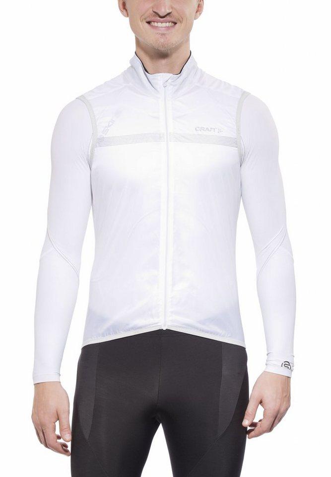 Craft Weste »Featherlight Vest Men« in weiß
