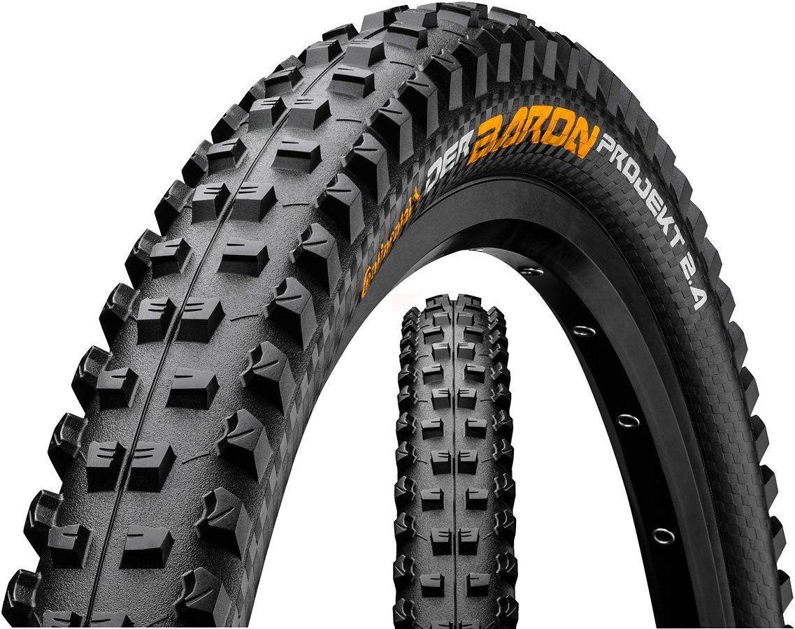Continental Fahrradreifen »Der Baron 2.4 Projekt 29 Zoll faltbar«