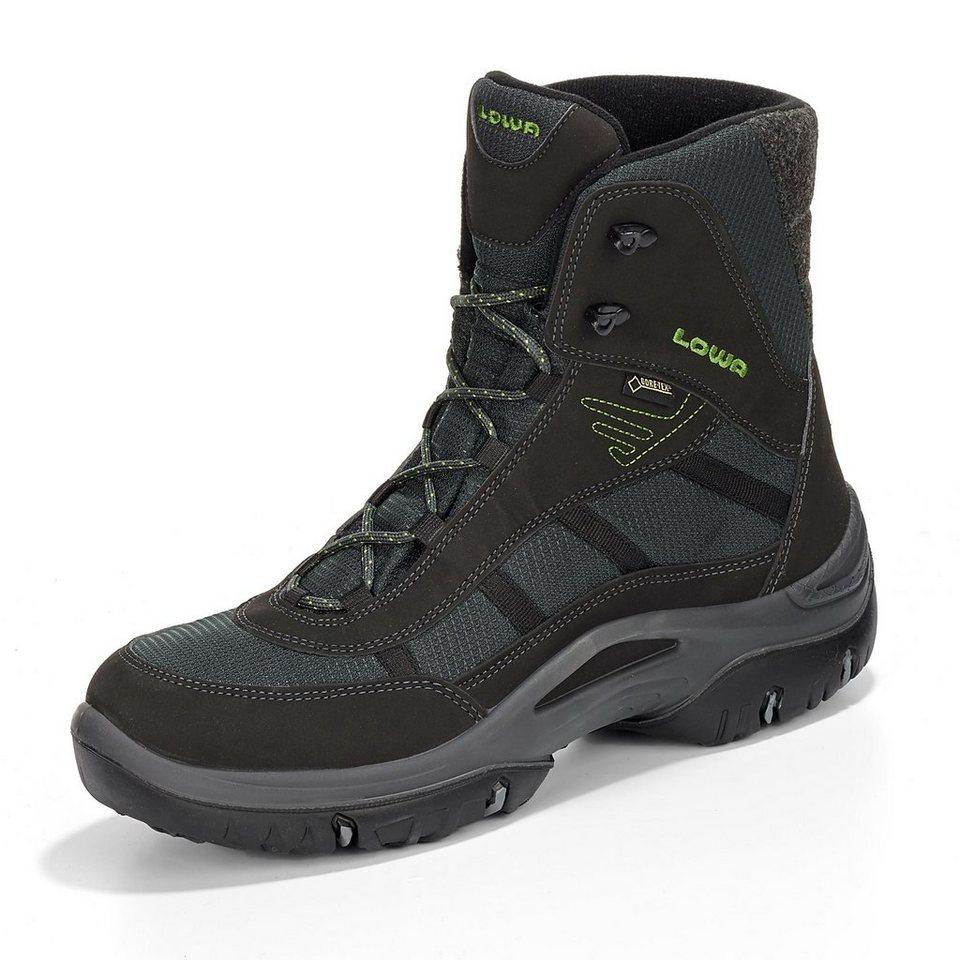 Lowa Trident GORE-TEX® Winterboots in anthrazit/grün