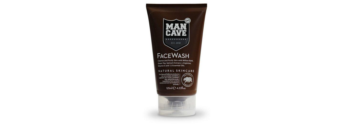 ManCave, »FaceWash«, Gesichtsreinigungsgel für Männer