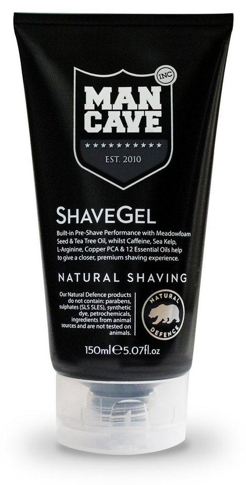 ManCave, »ShaveGel«, Rasiergel