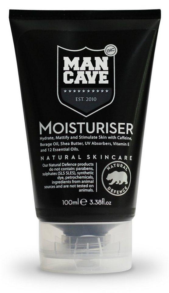 ManCave, »Moisturiser«, Tagespflege für Männer