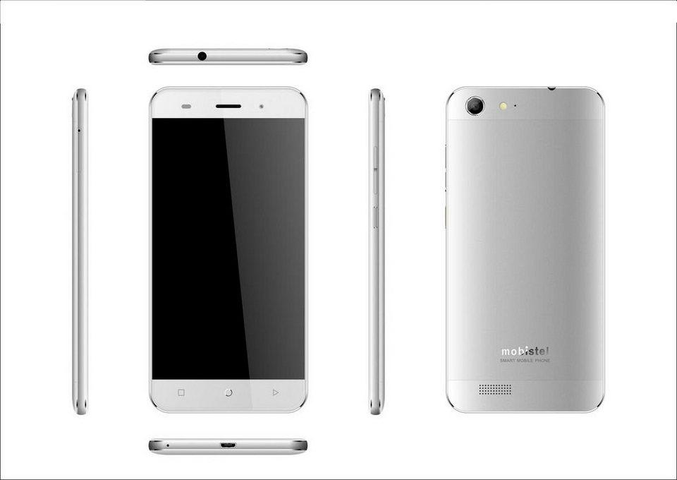 mobistel Smartphone »Cynus F7« in Silber