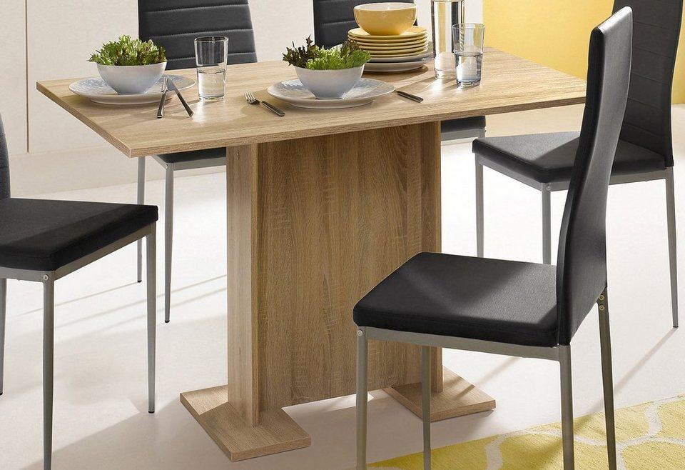s ulen esstisch breite 108 cm online kaufen otto. Black Bedroom Furniture Sets. Home Design Ideas