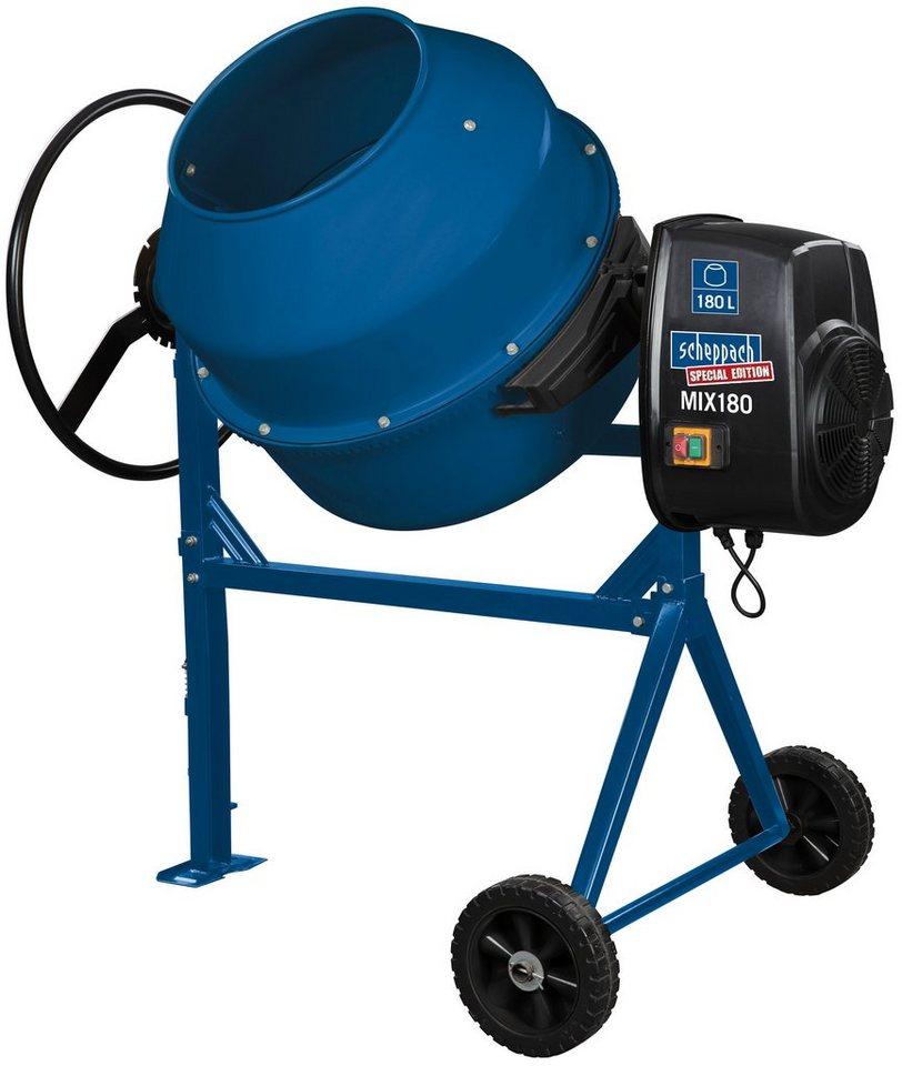 Scheppach Betonmischer »MIX180« in blau