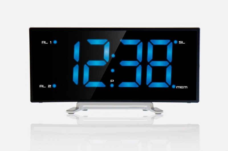 technoline Radiowecker »WT 460« mit Senderspeicher und Sleep-timer