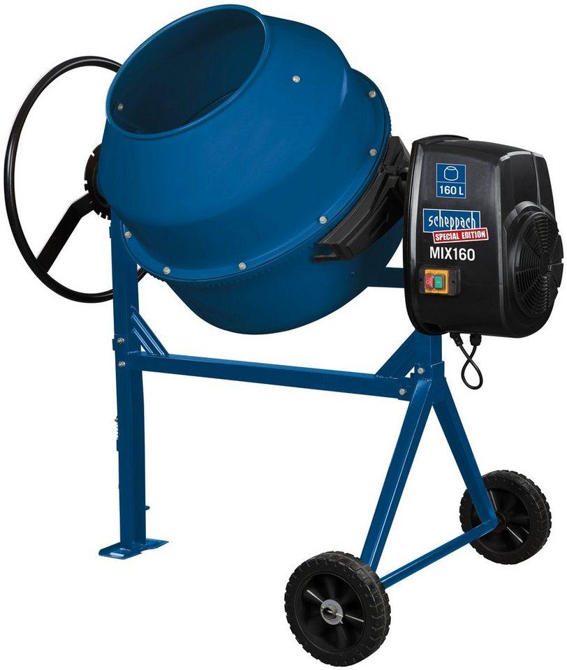 Betonmischer »MIX160« in blau