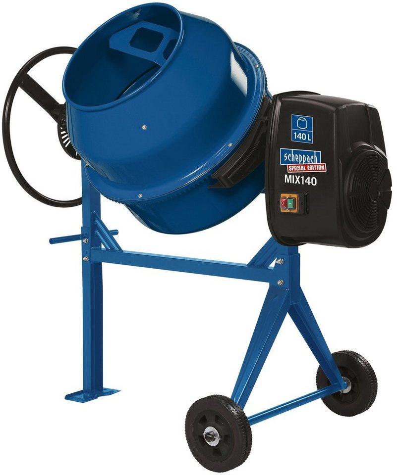 Scheppach Betonmischer »MIX140« in blau
