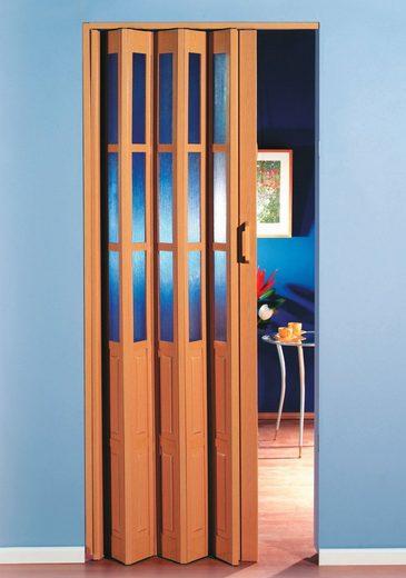 kunststoff faltt r breite bis 100 cm eichefarben dunkel online kaufen otto. Black Bedroom Furniture Sets. Home Design Ideas