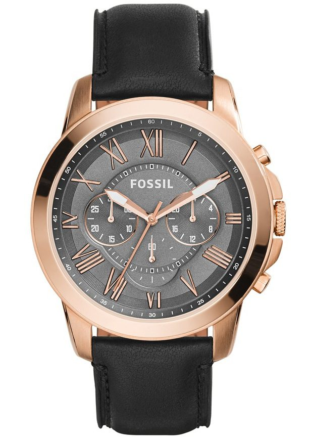 Fossil Chronograph »GRANT, FS5085«