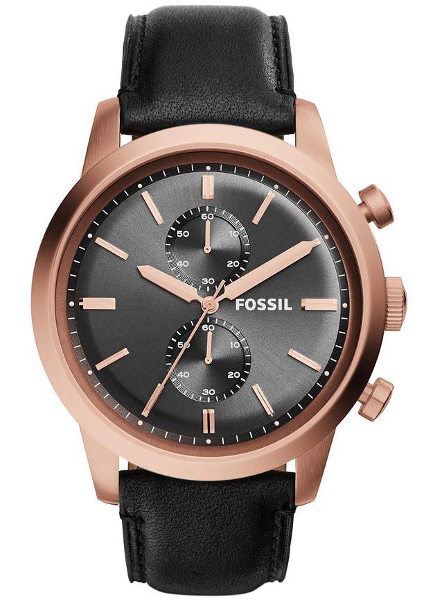 "Fossil, Chronograph, ""TOWNSMAN, FS5097"""