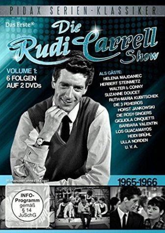 DVD »Die Rudi Carrell Show, Vol. 1 (2 Discs)«