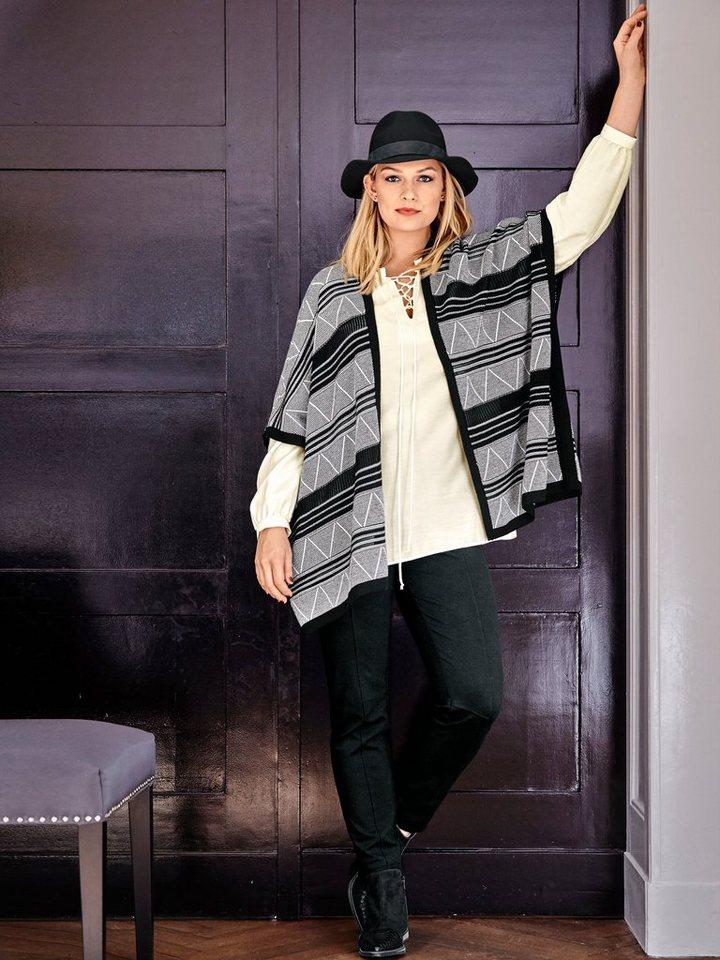 guido maria kretschmer bluse mit schn rung kaufen otto. Black Bedroom Furniture Sets. Home Design Ideas