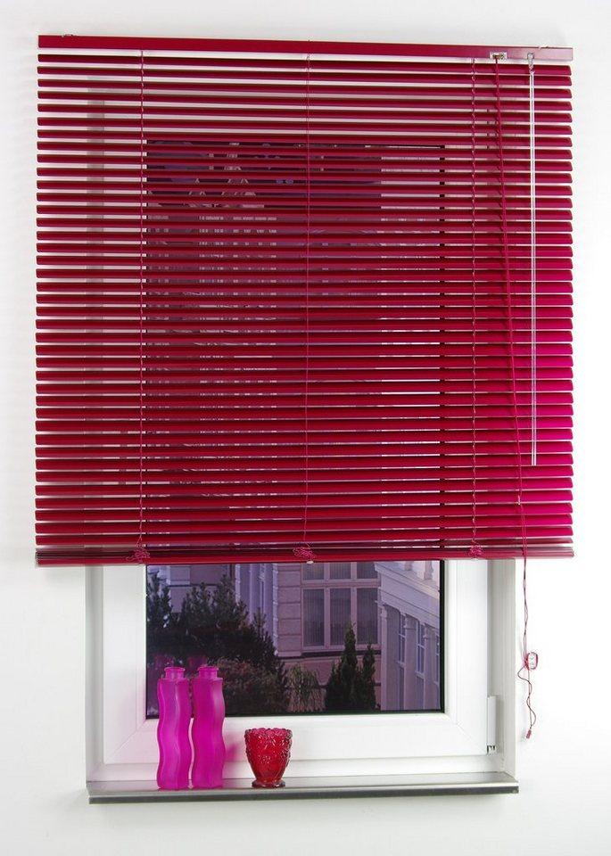 jalousie young colours liedeco ohne bohren freih ngend aluminium online kaufen otto. Black Bedroom Furniture Sets. Home Design Ideas