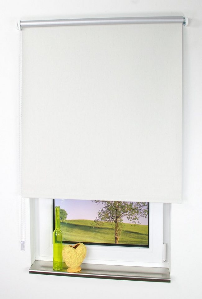 seitenzugrollo liedeco thermo rollo verdunkelung energiesparend fixma online kaufen otto. Black Bedroom Furniture Sets. Home Design Ideas
