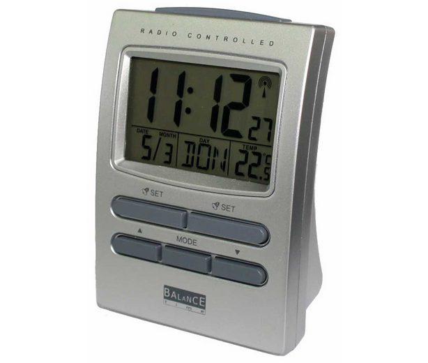 Balance Time Funk-Wecker, »46224-15«