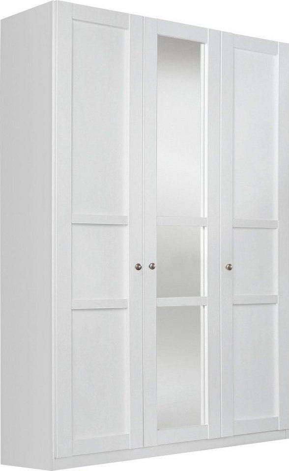rauch kleiderschrank mit spiegel online kaufen otto. Black Bedroom Furniture Sets. Home Design Ideas
