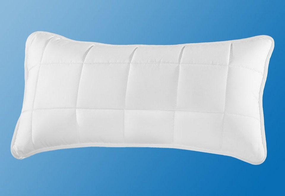 Microfaserkopfkissen, »Komfort Plus«, f.a.n.
