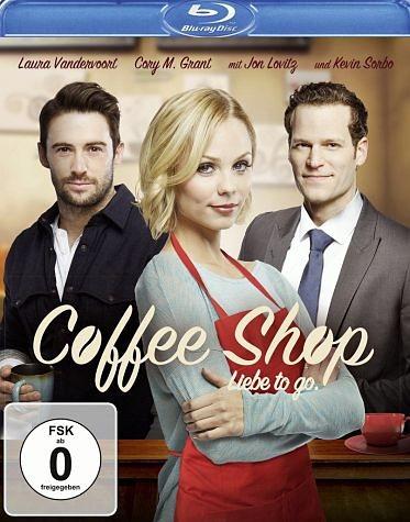 Blu-ray »Coffee Shop - Liebe to Go.«