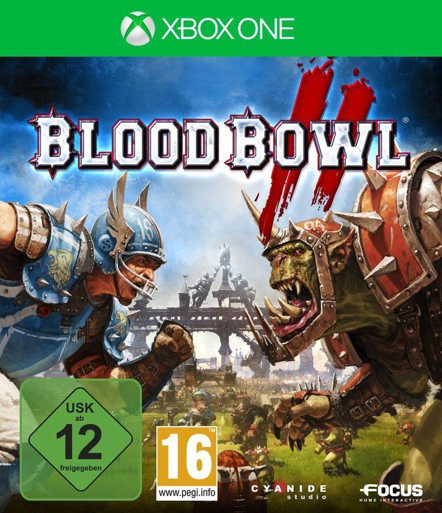 Koch Media XBOX One - Spiel »Blood Bowl 2«