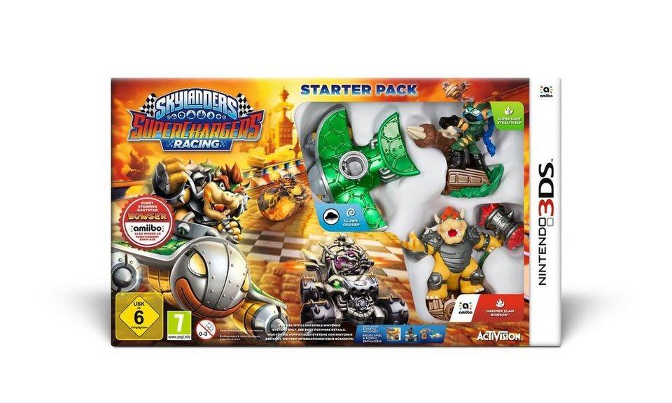 Activision Nintendo 3DS - Spiel »Skylanders SuperChargers Racing Starter Pack«