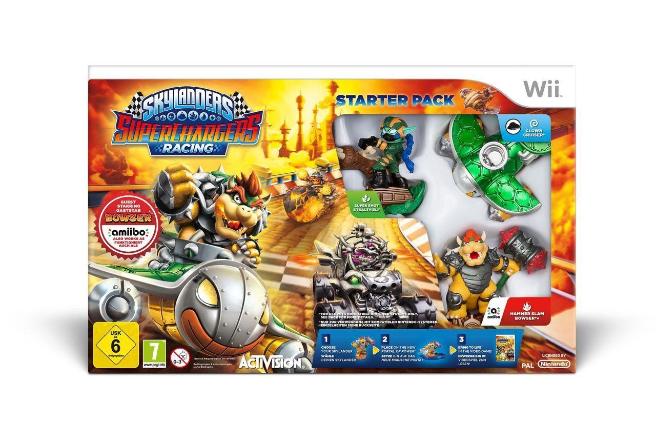 Activision Wii - Spiel »Skylanders SuperChargers Racing Starter Pack«
