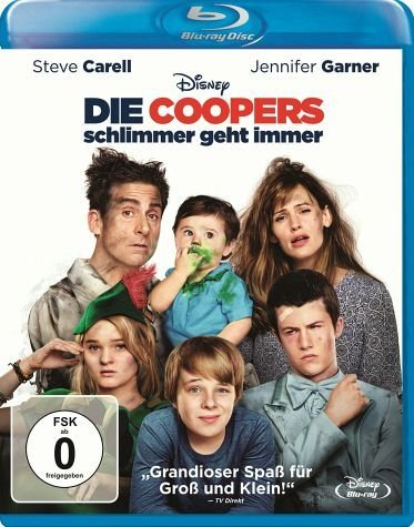 Blu-ray »Die Coopers - Schlimmer geht immer«