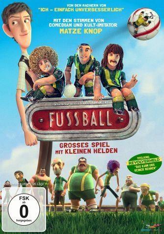DVD »Fußball - Großes Spiel mit kleinen Helden«