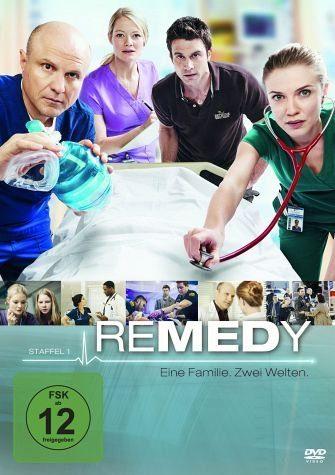 DVD »Remedy, Staffel 1 - Eine Familie. Zwei Welten....«