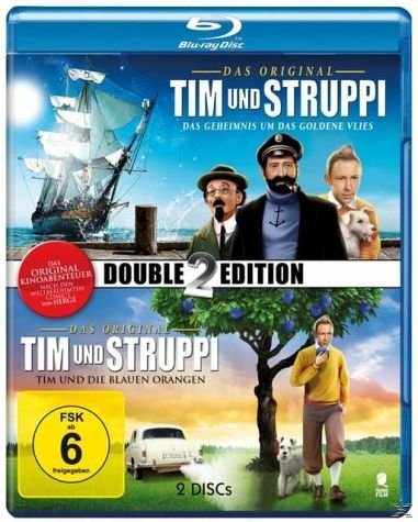 Blu-ray »Tim & Struppi - 2 Disc Bluray«