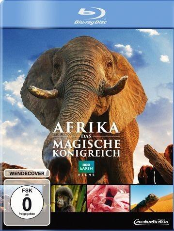 Blu-ray »Afrika - Das magische Königreich«