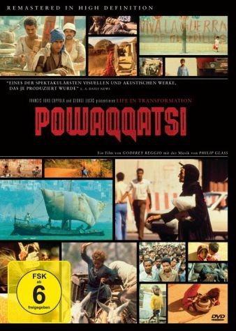 DVD »Powaqqatsi«