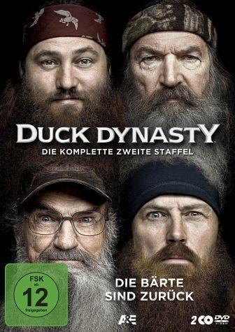 DVD »Duck Dynasty - Die komplette zweite Staffel (2...«