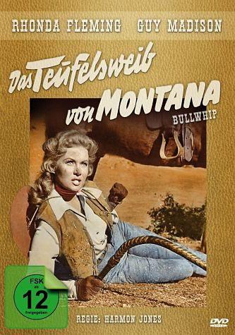 DVD »Das Teufelsweib von Montana«
