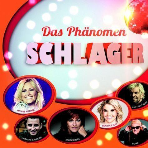 Audio CD »Various: Das Phänomen Schlager«