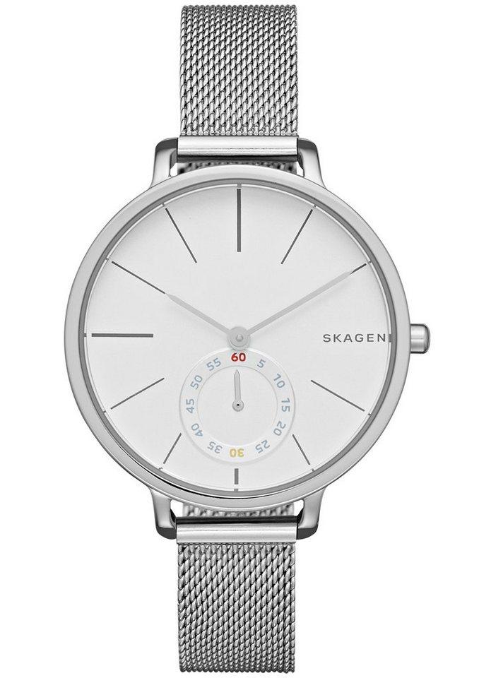 """Skagen, Armbanduhr, """"HAGEN, SKW2358"""" in silber"""
