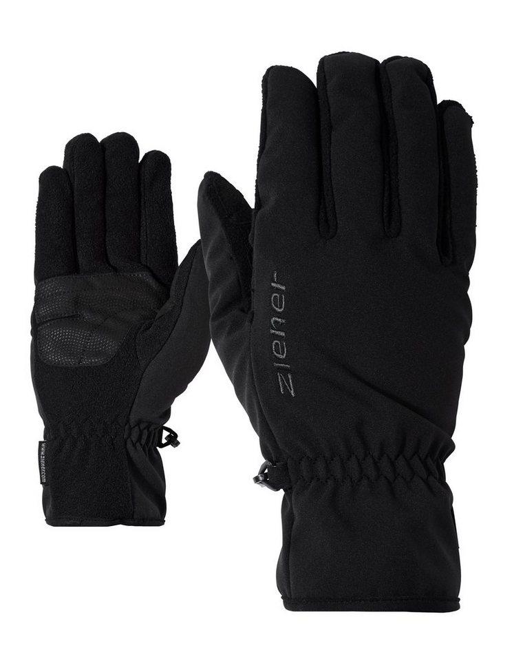 Ziener Handschuh »IMPORT glove multisport« in black